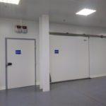 Nouvelle chambre froide au laboratoire Pierre Fabre