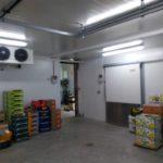 Climatisation chambre froide chez Midi Fruit