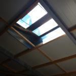 Vue intérieure du rooftop